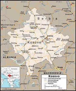 Kosovomap